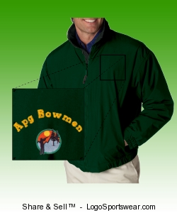 Apg Bowmen All Weather Jacket With Fleece Design Zoom