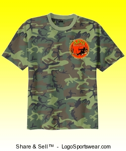 Apg Bowmen Club Camo Tee Design Zoom